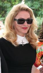 In foto Madonna (62 anni) Dall'articolo: Lady Madonna, Imperatrice al Lido.