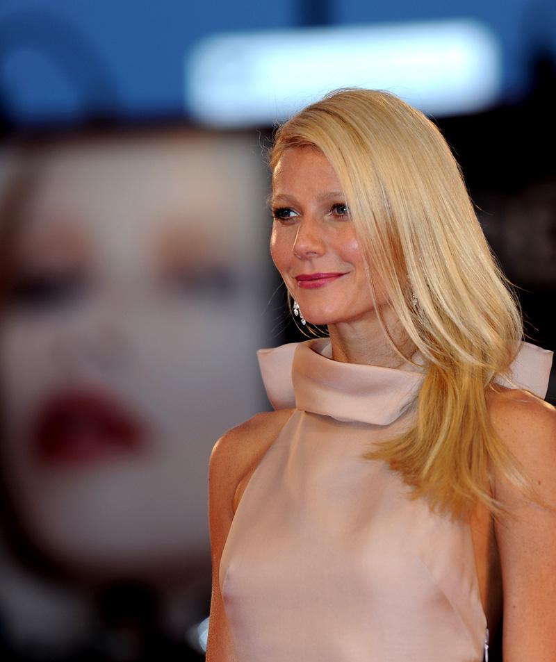 In foto Gwyneth Paltrow (49 anni) Dall'articolo: Soderbergh contagia Venezia.