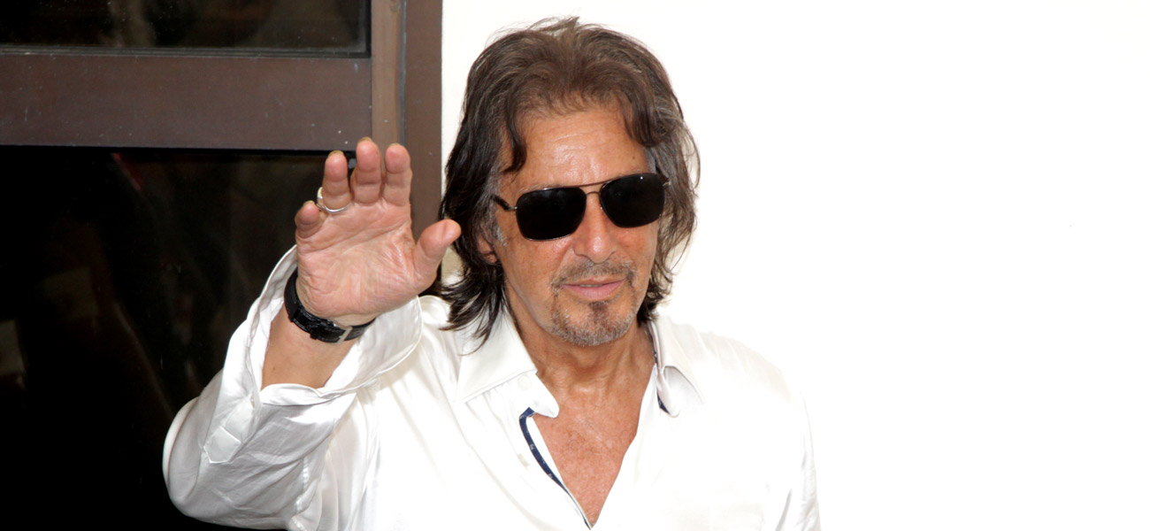 In foto Al Pacino (80 anni) Dall'articolo: Al Pacino, il mito in mostra.