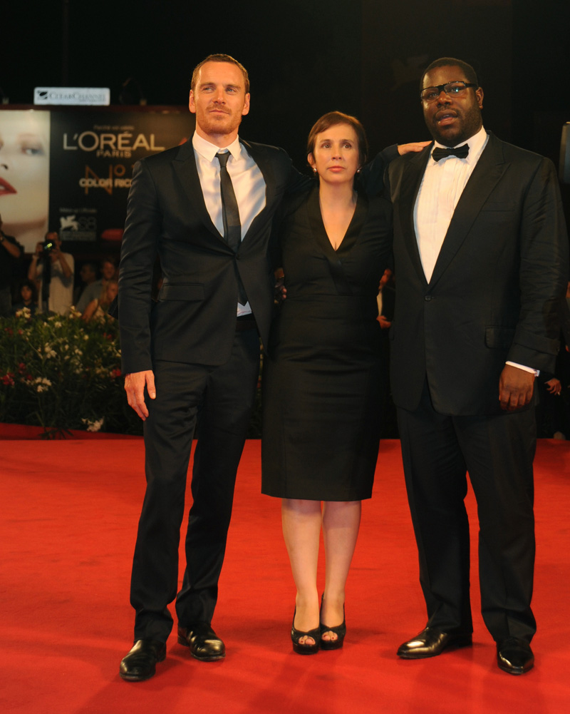 In foto Abi Morgan Dall'articolo: Shame, film scandalo a Venezia.