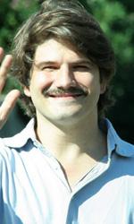 In foto Denis Fasolo (43 anni) Dall'articolo: Quando la notte, arriva il film che spacca il Lido.