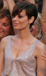 In foto Claudia Pandolfi (44 anni) Dall'articolo: Italia shock, fischi d'autore e madri assassine.