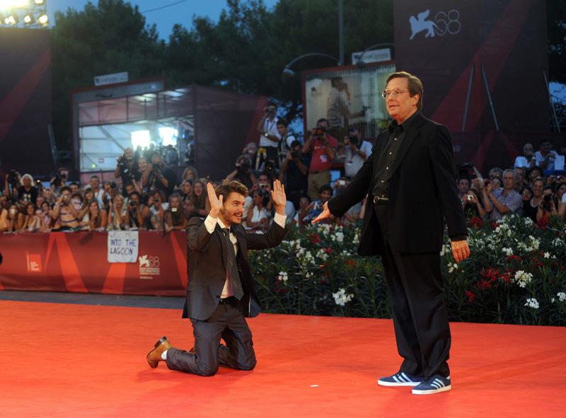 In foto Emile Hirsch (33 anni) Dall'articolo: MYmovies apre la stagione dei premi.