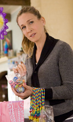 Ma come fa a far tutto?, il coraggio di una mamma in carriera - In foto una scena del film Ma come fa a far tutto?.