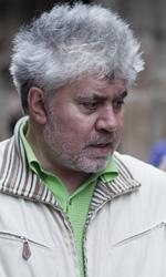 La pelle e la pellicola - Pedro Almodovar sul set del film La pelle che abito.