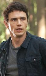 Andy Serkis, l'uomo scimmia - Will si aggira agitato nella foresta in una scena del film L'alba del pianeta delle scimmie.