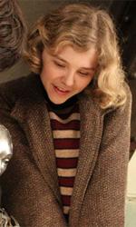 In foto Chloë Grace Moretz (23 anni) Dall'articolo: Chloe Moretz, a scuola di vita e di cinema.