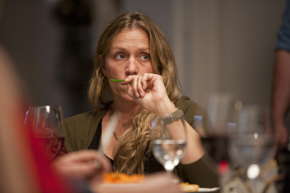 In foto Frances McDormand (61 anni) Dall'articolo: This Must be Italy.