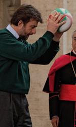 In foto Nanni Moretti (67 anni) Dall'articolo: BIFF, gli italiani raccontano emozioni ed esperienze.