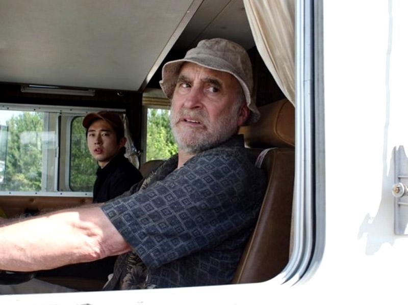 In foto Jeffrey DeMunn (72 anni) Dall'articolo: The Walking Dead, al via la seconda stagione.