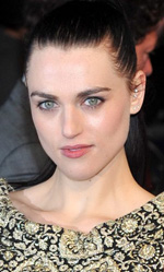 In foto Katie McGrath (38 anni) Dall'articolo: W.E, Madonna incompresa dai media.