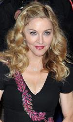 In foto Madonna (62 anni) Dall'articolo: W.E, Madonna incompresa dai media.