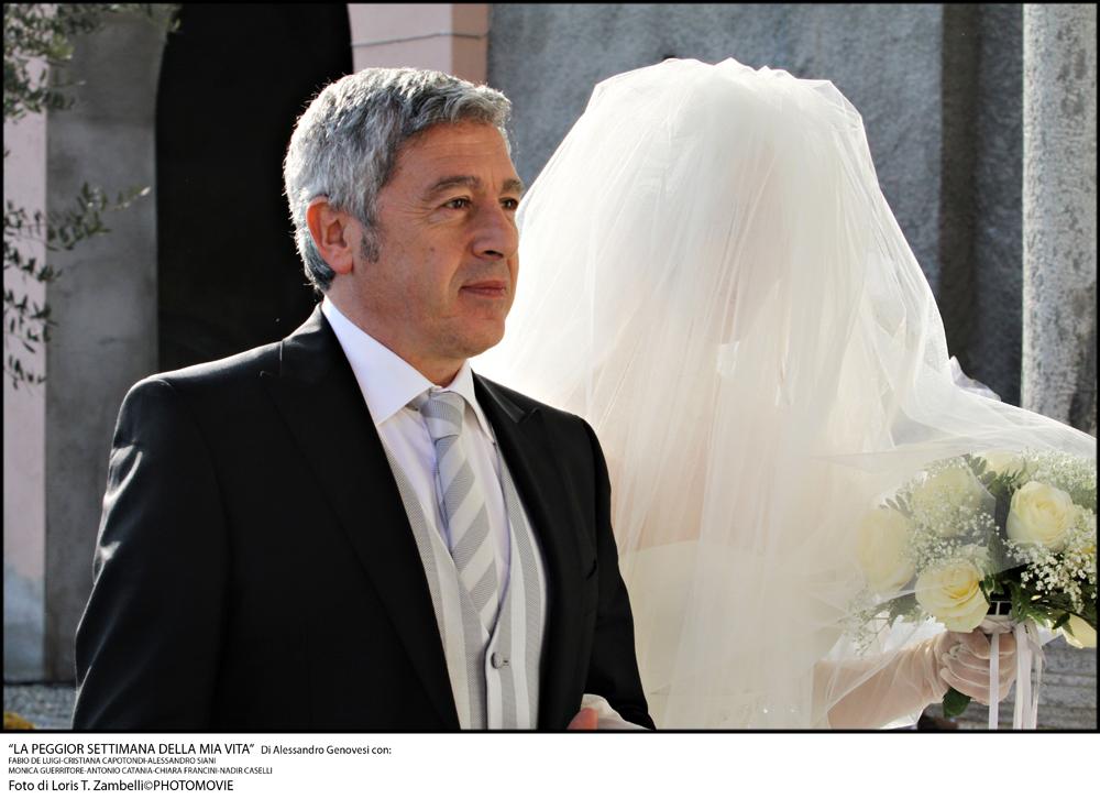 In foto Antonio Catania (68 anni) Dall'articolo: Tragicomica commedia prematrimoniale.
