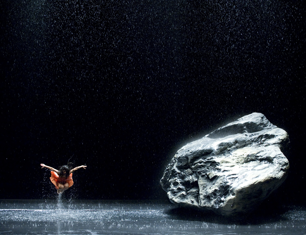 Una scena del film Pina 3D di Wim Wenders. -  Dall'articolo: Danziamo, danziamo, altrimenti siamo perduti.