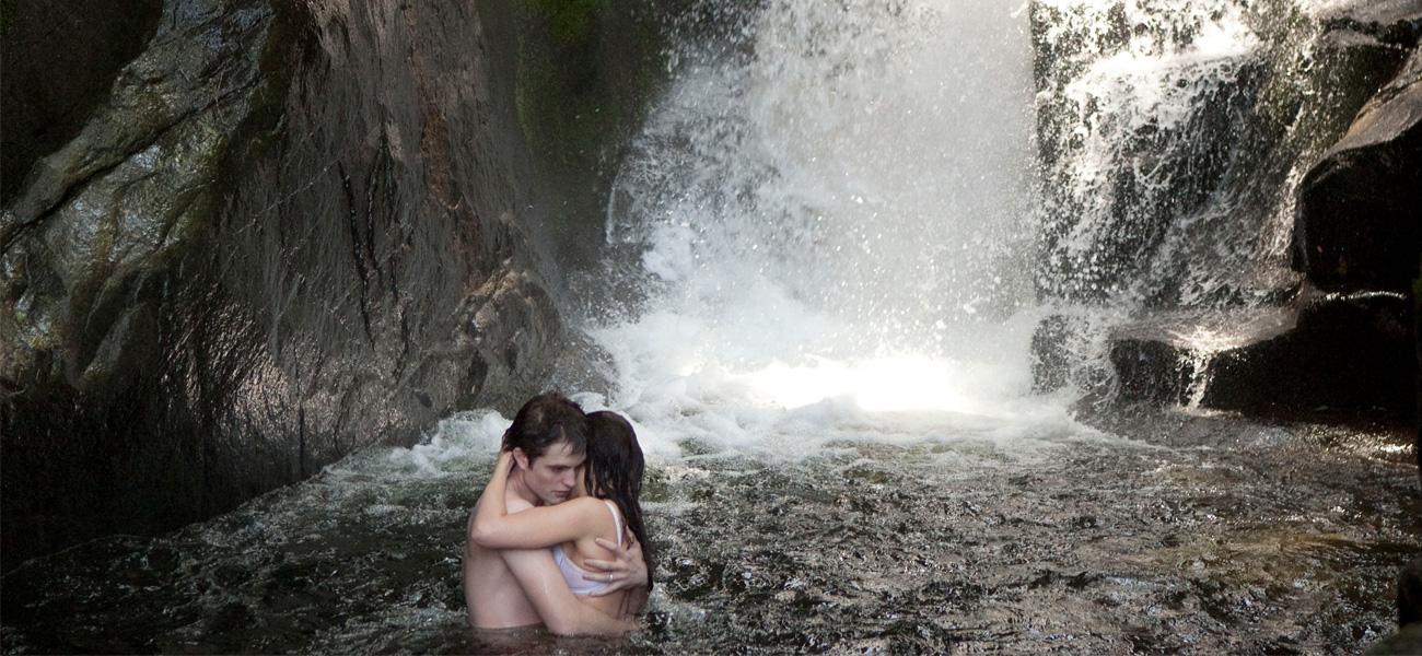 In foto Robert Pattinson (34 anni) Dall'articolo: ArmosiA organizza il co-marketing di Breaking Dawn.