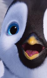 In foto una scena del film Happy Feet 2 in 3D. -  Dall'articolo: Happy Feet 2, bentornati in Antartide.