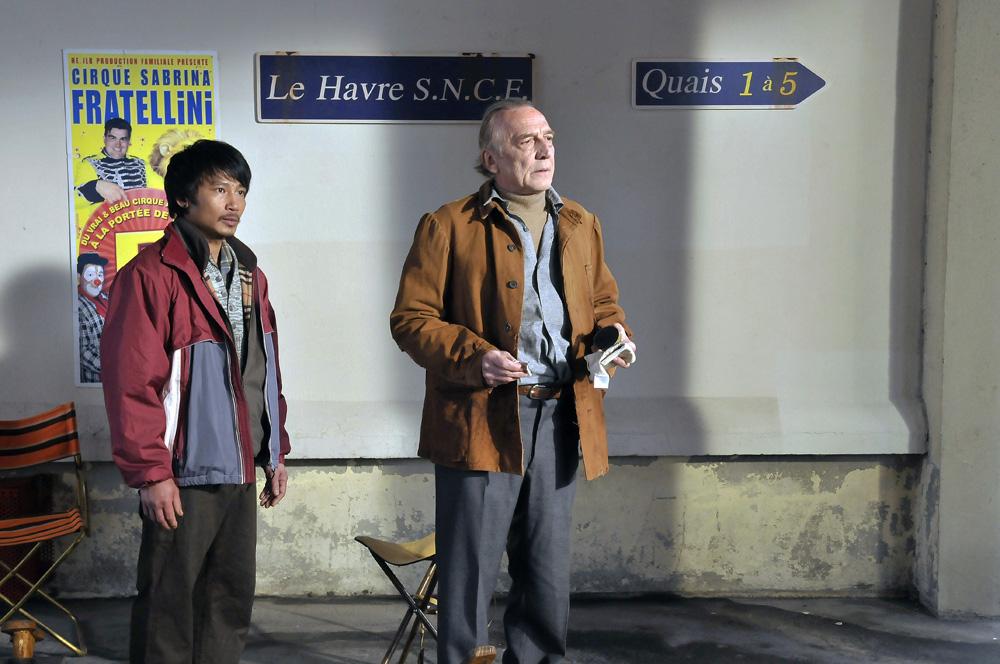 In foto André Wilms (73 anni) Dall'articolo: Miracolo a Le Havre, fraternité ed egalité.