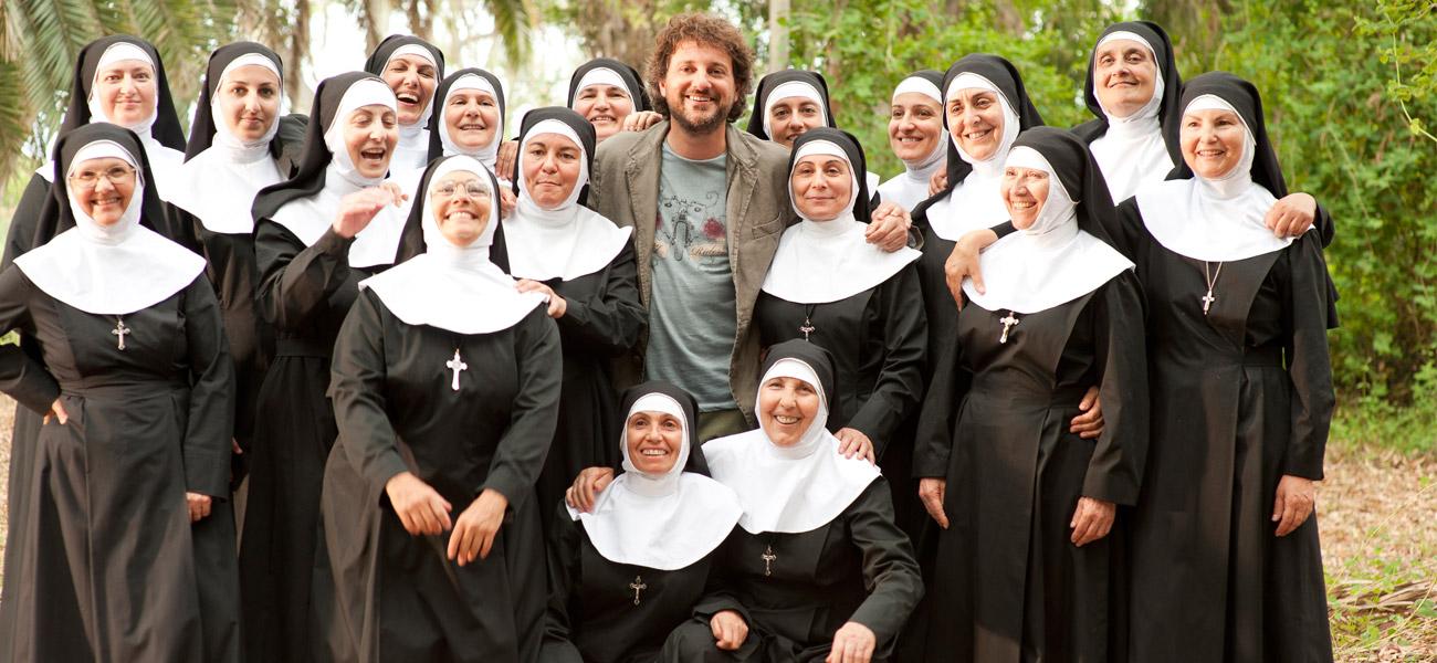 In foto Leonardo Pieraccioni (56 anni) Dall'articolo: Finalmente la felicità, gli imprevisti del destino.