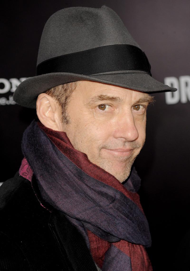 In foto Anthony Edwards (57 anni) Dall'articolo: Millennium - Uomini che odiano le donne, la premiere di New York.