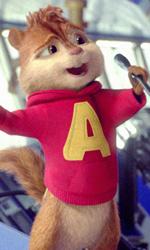 Alvin Superstar 3, sulla cresta dell'onda - In foto una scena del film Alvin Superstar 3 - Si salvi chi può.