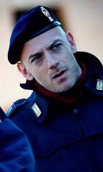 In foto Filippo Nigro (51 anni) Dall'articolo: Acab, un fratello non si tradisce mai.