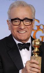 In foto Martin Scorsese (78 anni) Dall'articolo: Golden Globes, trionfano Paradiso amaro e The Artist.