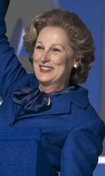 In foto Meryl Streep (70 anni) Dall'articolo: The Iron Lady, ritratto di una donna straordinaria.