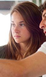 Paradiso amaro, crisi e rinascita di un genitore di sostegno - Una foto dal set del film Paradiso amaro di Alexander Payne.