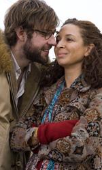 Film Family 2012, quando il cinema incontra la famiglia - In foto John Krasinski e Maya Rudolph in una scena di American Life, il film che inaugura la rassegna Film Family 2012.