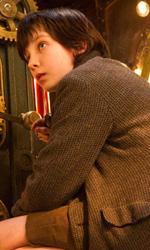 Hugo Cabret, un mistero tutto da svelare - In foto Asa Butterfield in una scena del film Hugo Cabret di Martin Scorsese.