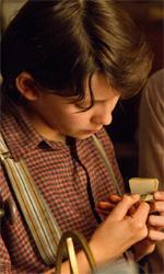 Cinefilia 2.0 - In foto Asa Butterfield e Jude Law in una scena del film Hugo Cabret di Martin Scorsese.
