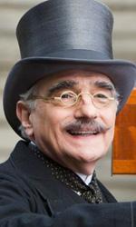 In foto Martin Scorsese (78 anni) Dall'articolo: Hugo Cabret: lezioni di cinema.