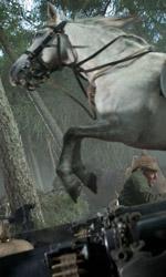 War Horse, un racconto di lealtà, speranza e perseveranza - Una foto del film War Horse di Steven Spielberg.