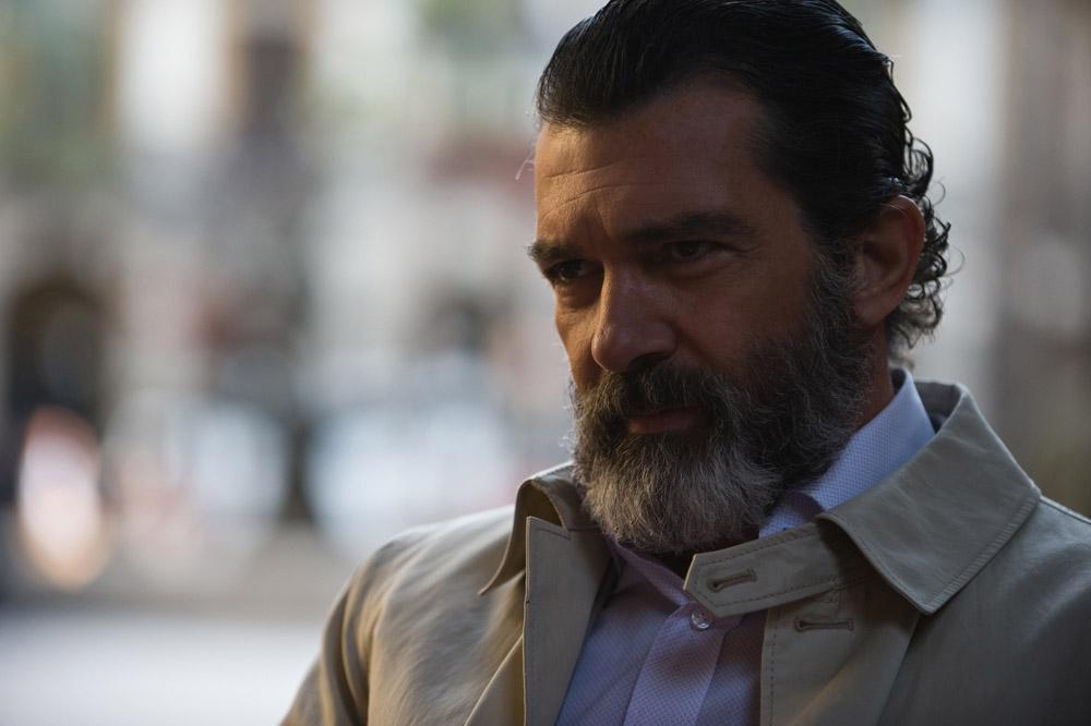 In foto Antonio Banderas (59 anni) Dall'articolo: Knockout, l'ora della vendetta.