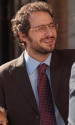 In foto Claudio Santamaria (46 anni) Dall'articolo: Gli sfiorati, ritratto di una generazione.