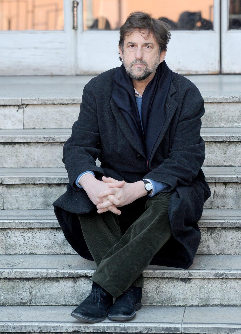 In foto Nanni Moretti (65 anni) Dall'articolo: Cesare deve morire, l'arte dietro le sbarre.