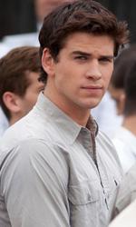 In foto Liam Hemsworth (29 anni) Dall'articolo: The Hunger Games, una battaglia fino alla morte contro l'oppressione.