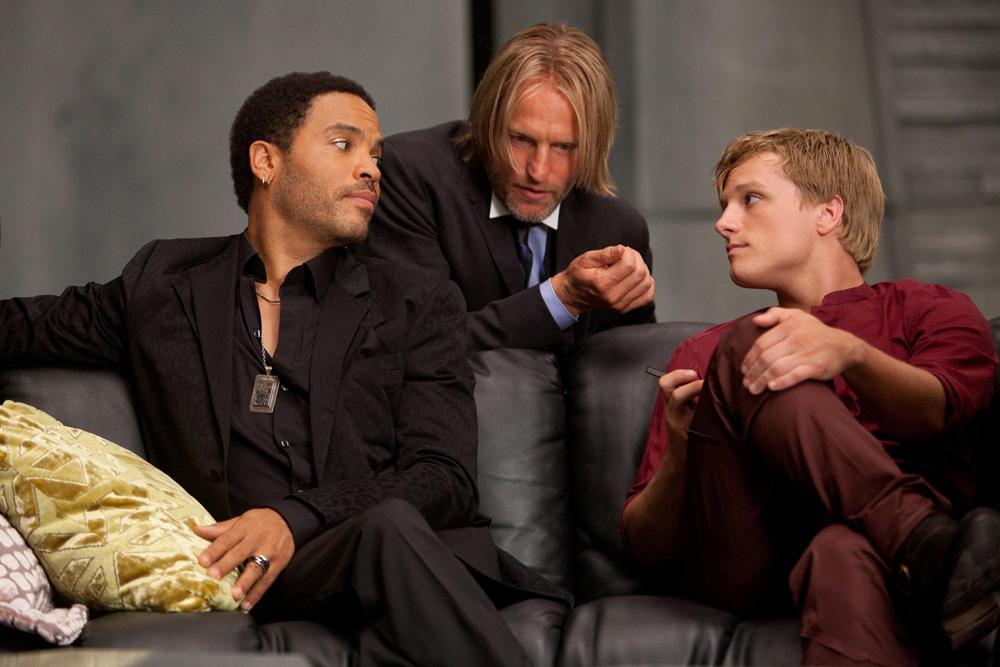 In foto Josh Hutcherson (26 anni) Dall'articolo: The Hunger Games, una battaglia fino alla morte contro l'oppressione.