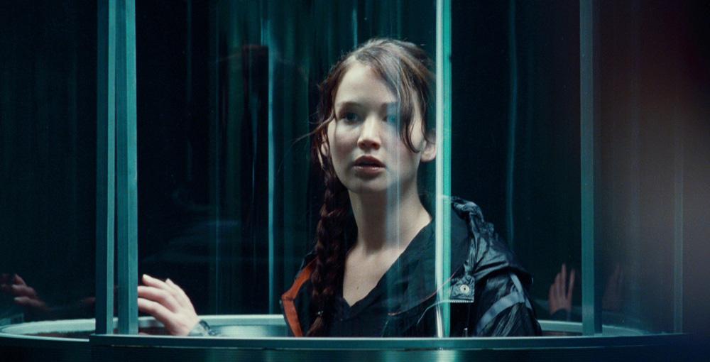 In foto Jennifer Lawrence (28 anni) Dall'articolo: The Hunger Games, una battaglia fino alla morte contro l'oppressione.