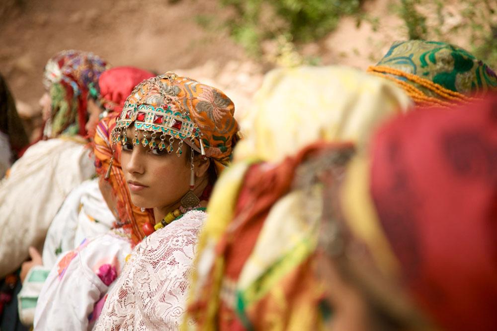 In foto Hafsia Herzi (34 anni) Dall'articolo: La sorgente dell'amore, sciopero del sesso contro l'integralismo.