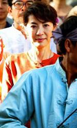 The Lady, ritratto di una donna straordinaria - Una scena del film The Lady di Luc Besson.