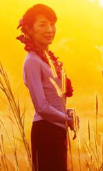 The Lady, ritratto di una donna straordinaria - Michelle Yeoh in una scena del film The Lady di Luc Besson.