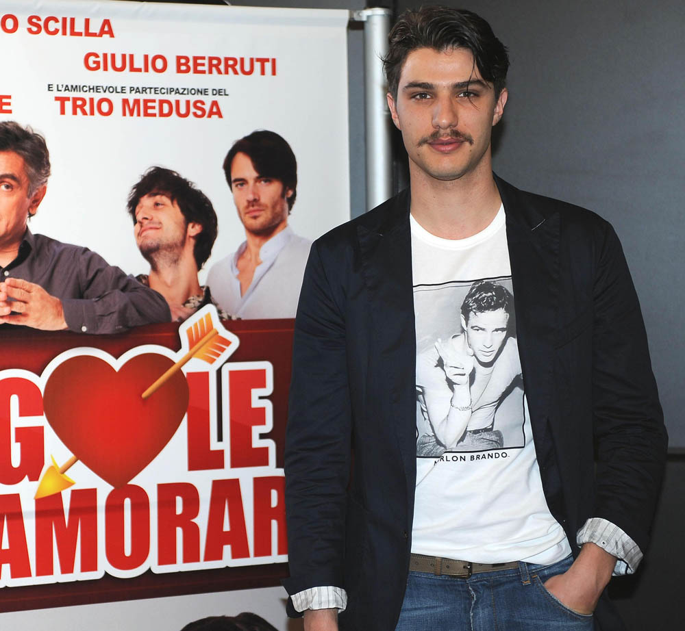 Il photocall del film 10 regole per fare innamorare di Cristiano Bortone. -  Dall'articolo: 10 regole per fare innamorare, in amore esistono regole?.