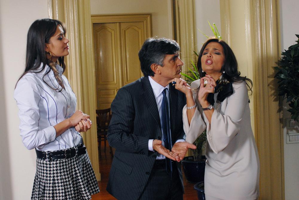 In foto Vincenzo Salemme (62 anni) Dall'articolo: Buona giornata, 24 ore di comicità nell'Italia di oggi.