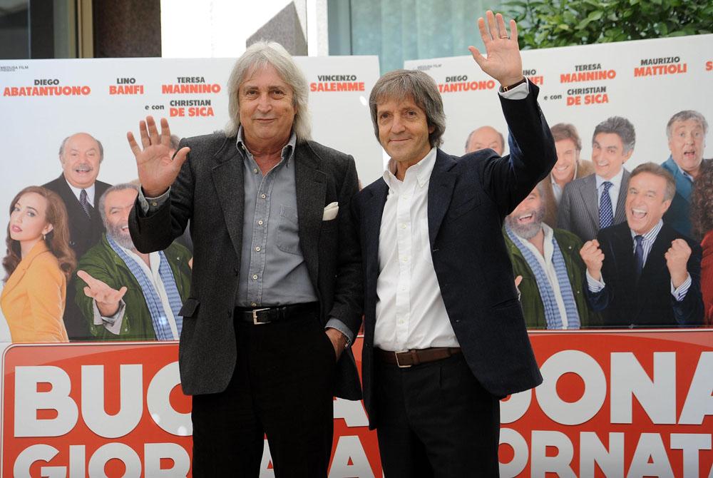 In foto Carlo Vanzina Dall'articolo: Buona giornata, 24 ore di comicità nell'Italia di oggi.