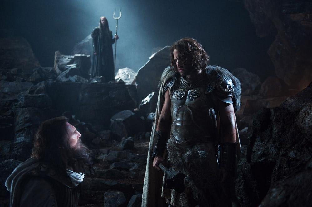 In foto Edgar Ramirez (41 anni) Dall'articolo: La furia dei titani, ritorno nell'oltretomba per salvare Zeus.