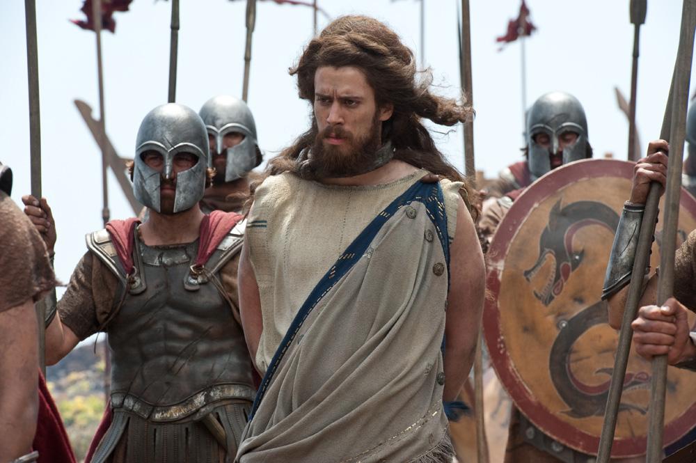 In foto Toby Kebbell (36 anni) Dall'articolo: La furia dei titani, ritorno nell'oltretomba per salvare Zeus.