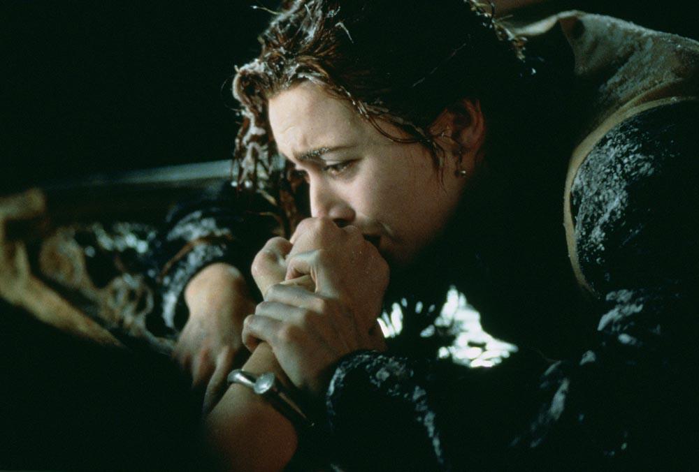 Una scena del film Titanic. -  Dall'articolo: Titanic, le foto del film.