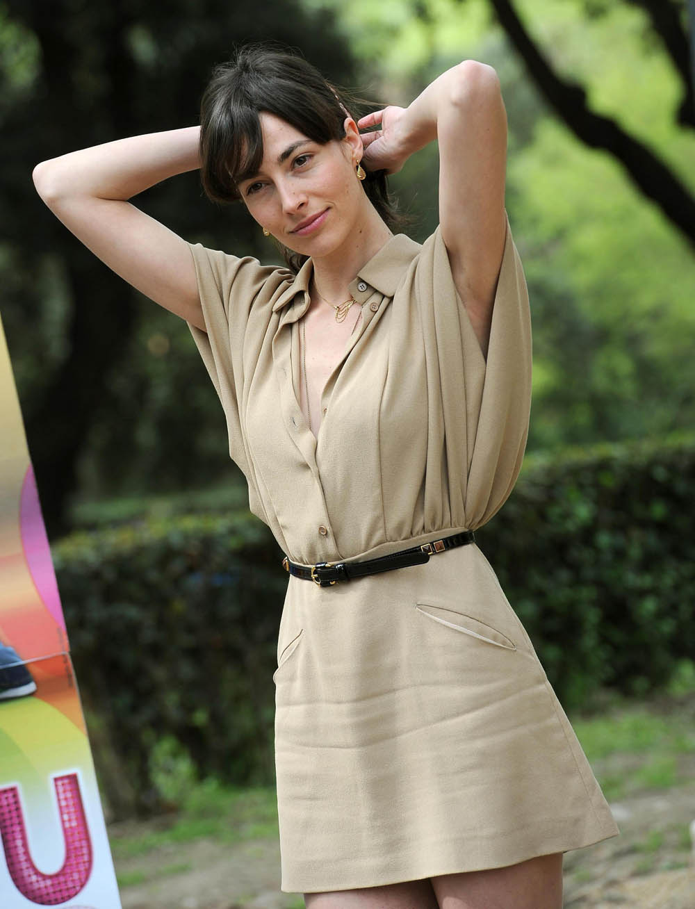 In foto Daniela Virgilio (36 anni) Dall'articolo: Good as You, l'amore ha mille colori.