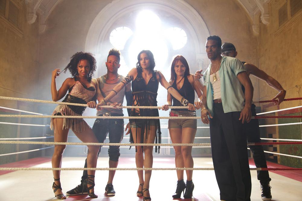 In foto una scena del film Streetdance 2. -  Dall'articolo: Streetdance 2, il latino-americano incontra la streetdance.